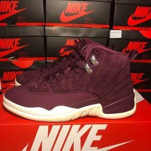 """Air Jordan Retro 12 """"Bordeaux"""""""